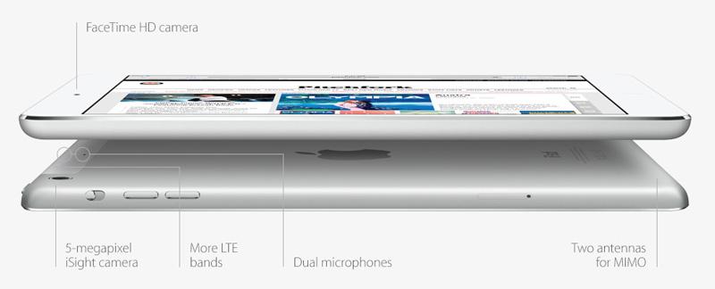 Делать звонки с iPad Mini 2